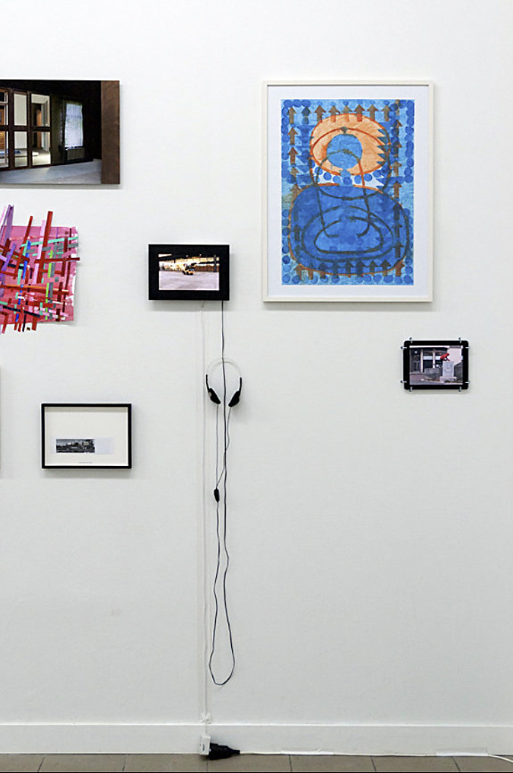 2014, Group Show, Gallery Axel Obiger, Berlin